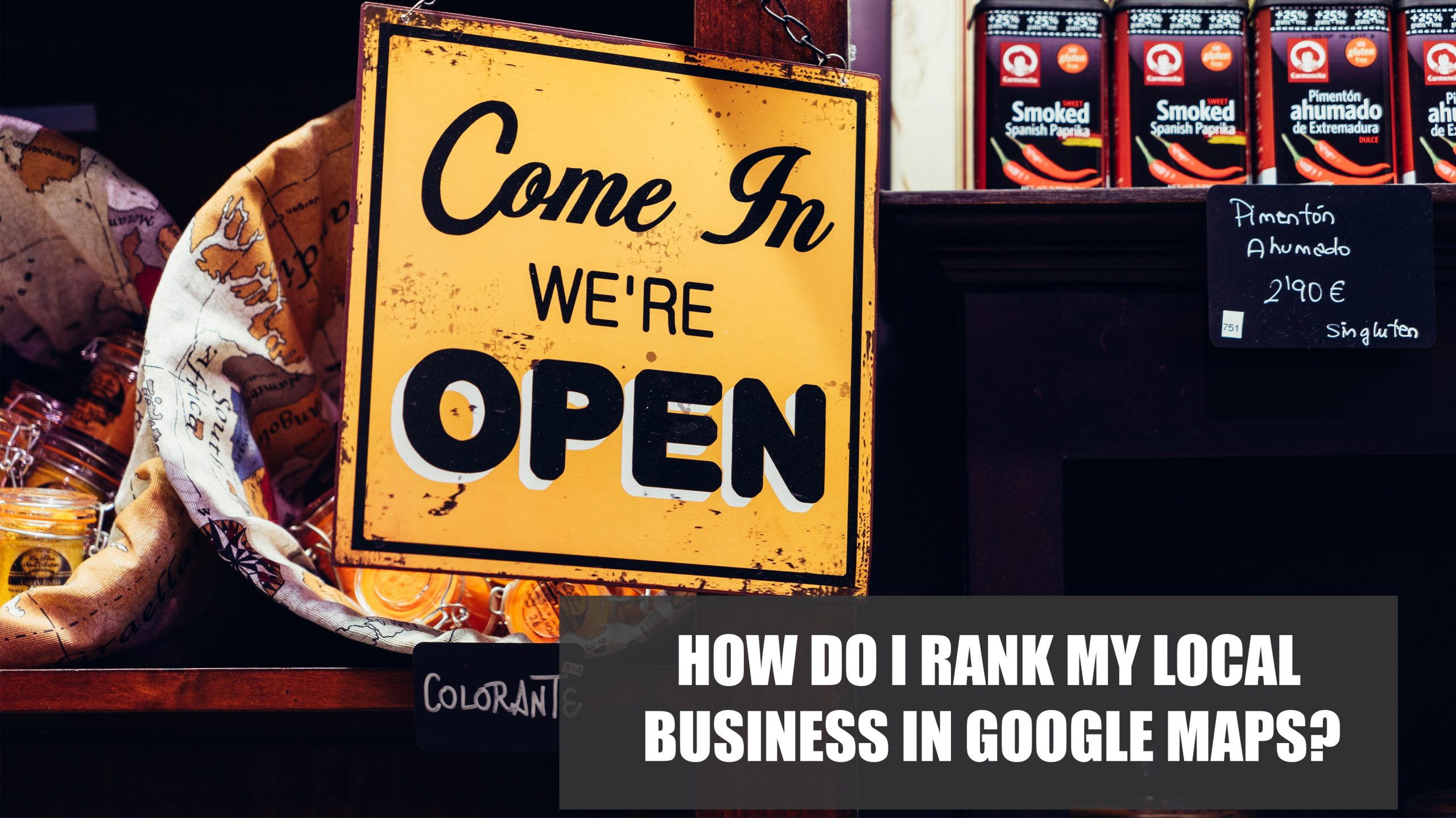 How Do I Rank My Local Business In Google Maps