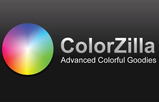 Colorzilla Free Chrome Extension for Web Designers