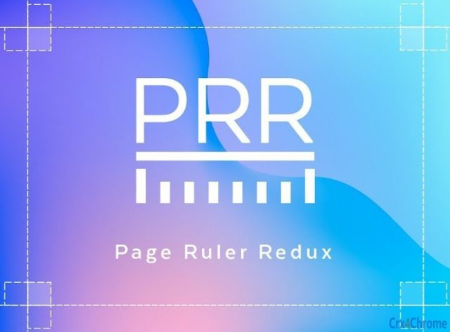 Page Ruler Redux Free Chrome Extension for Web Designers