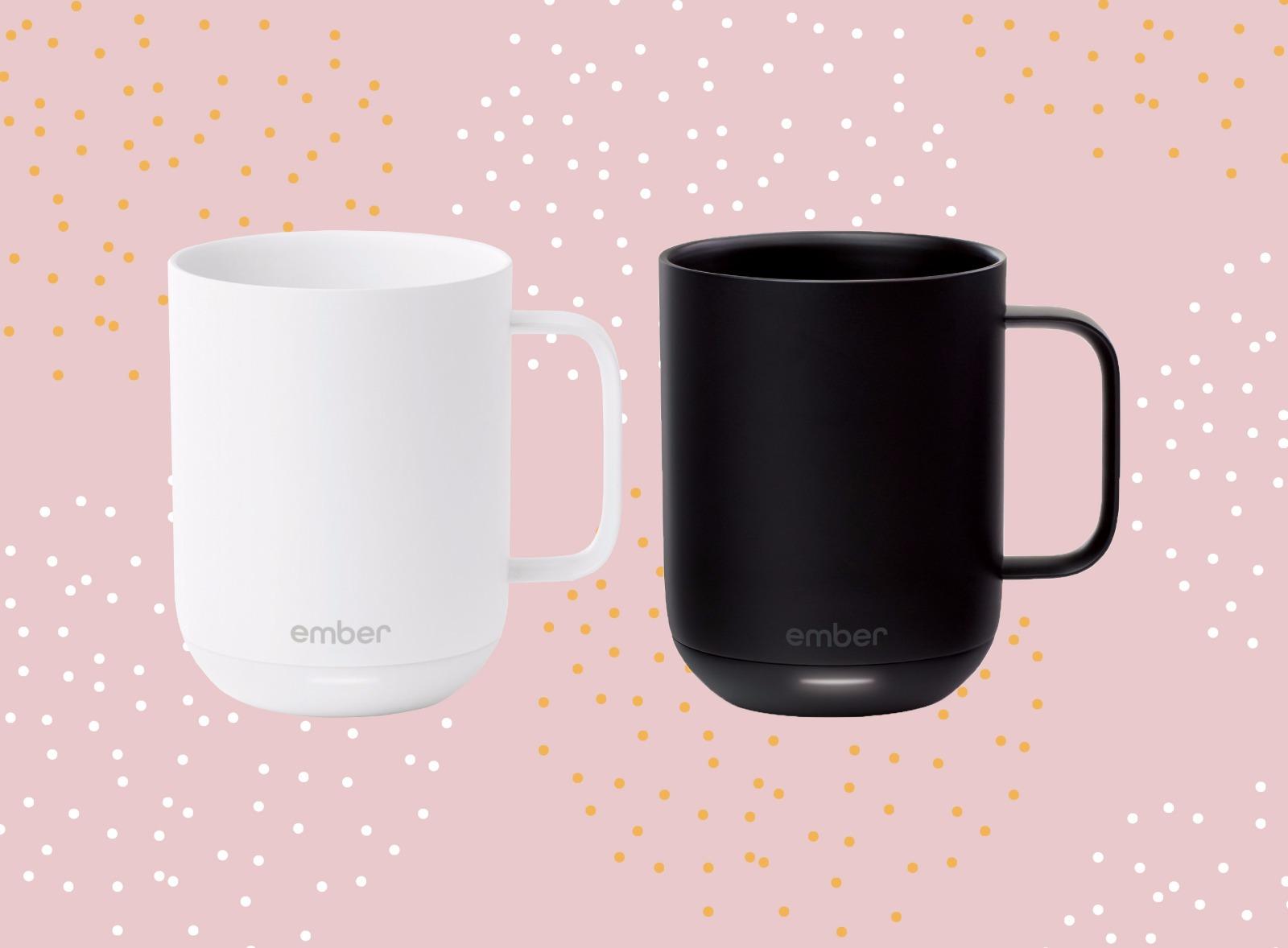 Ember digital warming mug